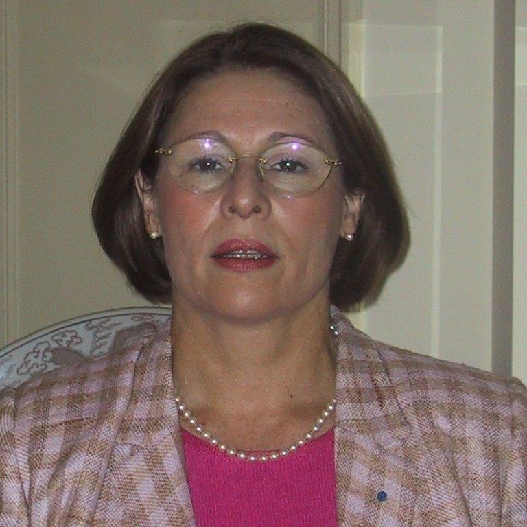 Martine MARANDEL Présidente de la Commission Intelligence Economique.