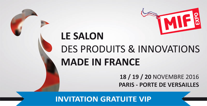 Medef ile de france le salon des produits innovations for Porte de versailles salon formation artistique