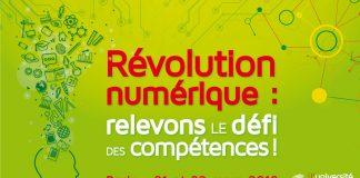 4e Université du numérique du MEDEF 21 et 22 mars 2018 55 avenue Bosquet, Paris 7e