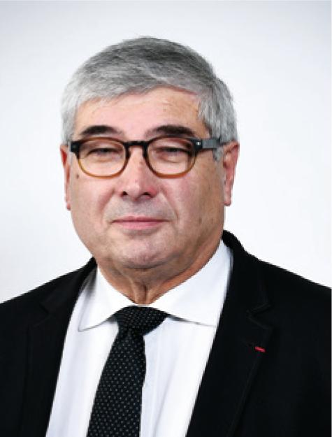 ÉRIC BERGER PRÉSIDENT DU MEDEF ÎLE-DE-FRANCE